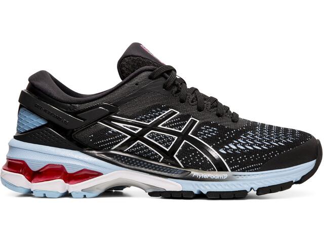 size 40 b65dd af3aa asics Gel-Kayano 26 Schuhe Damen black/heritage blue